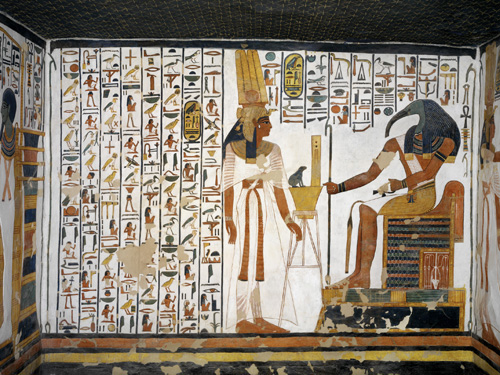 Tomb of Queen Nafertari