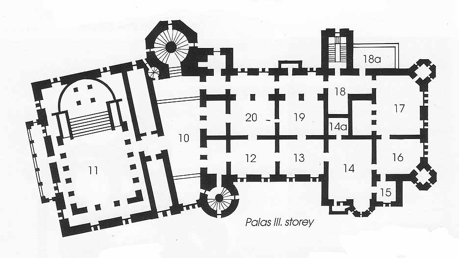Castle Floor Plans Learn All on loudoun castle floor plan